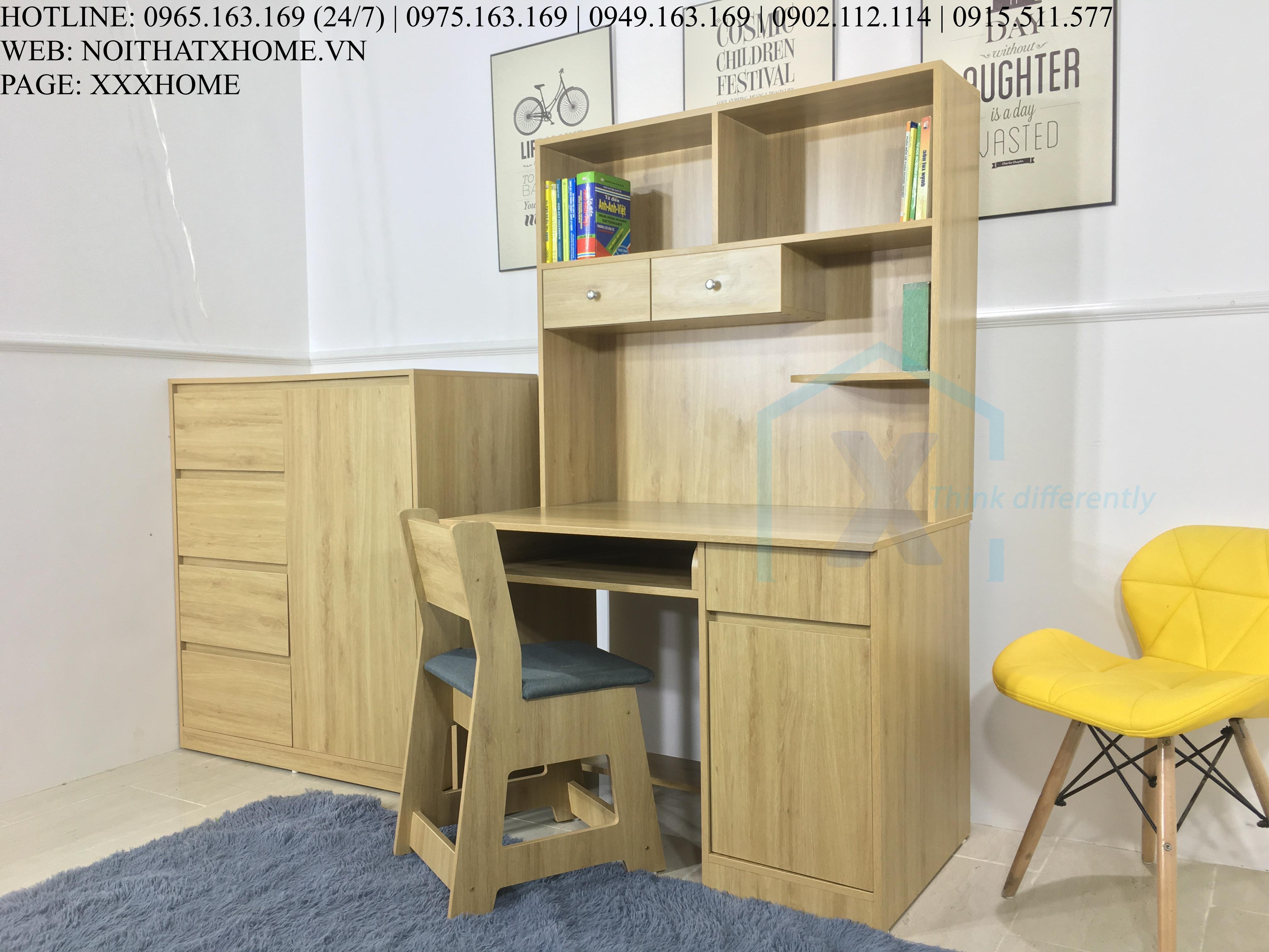 Bàn ghế học sinh X HOME Hà Nội BH6802
