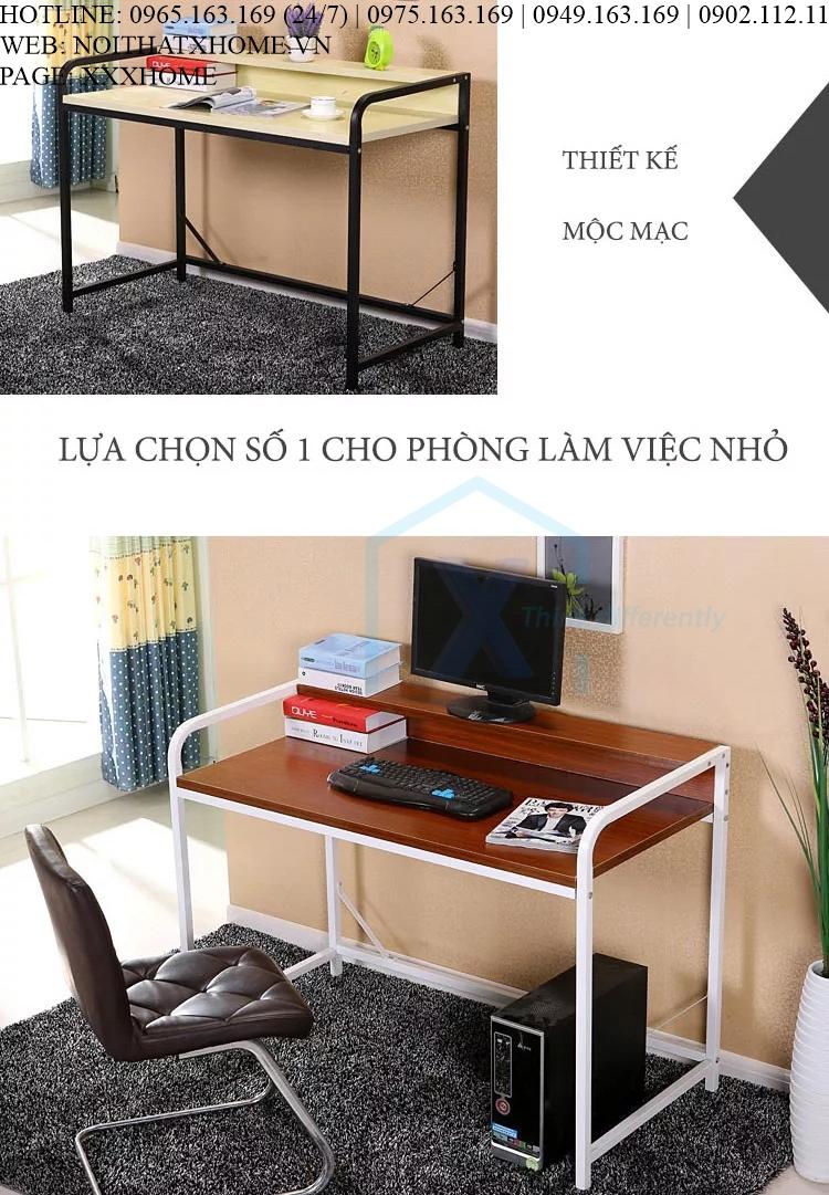 BÀN LÀM VIỆC GỖ X HOME Hà Nội Sài Gòn Hồ Chí Minh XHOME3316BÀN LÀM VIỆC GỖ X HOME Hà Nội Sài Gòn Hồ Chí Minh XHOME3316
