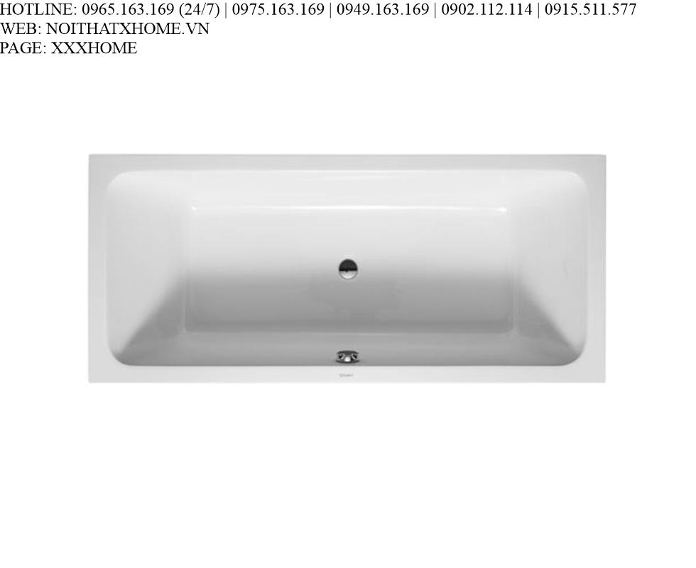 Bồn tắm Duravit - D code 7001000000 X HOME Hà Nội