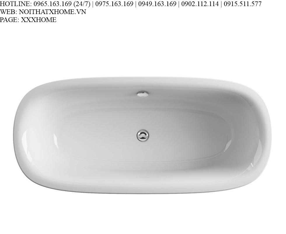 Bồn tắm Glass Malmo X HOME Hà Nội