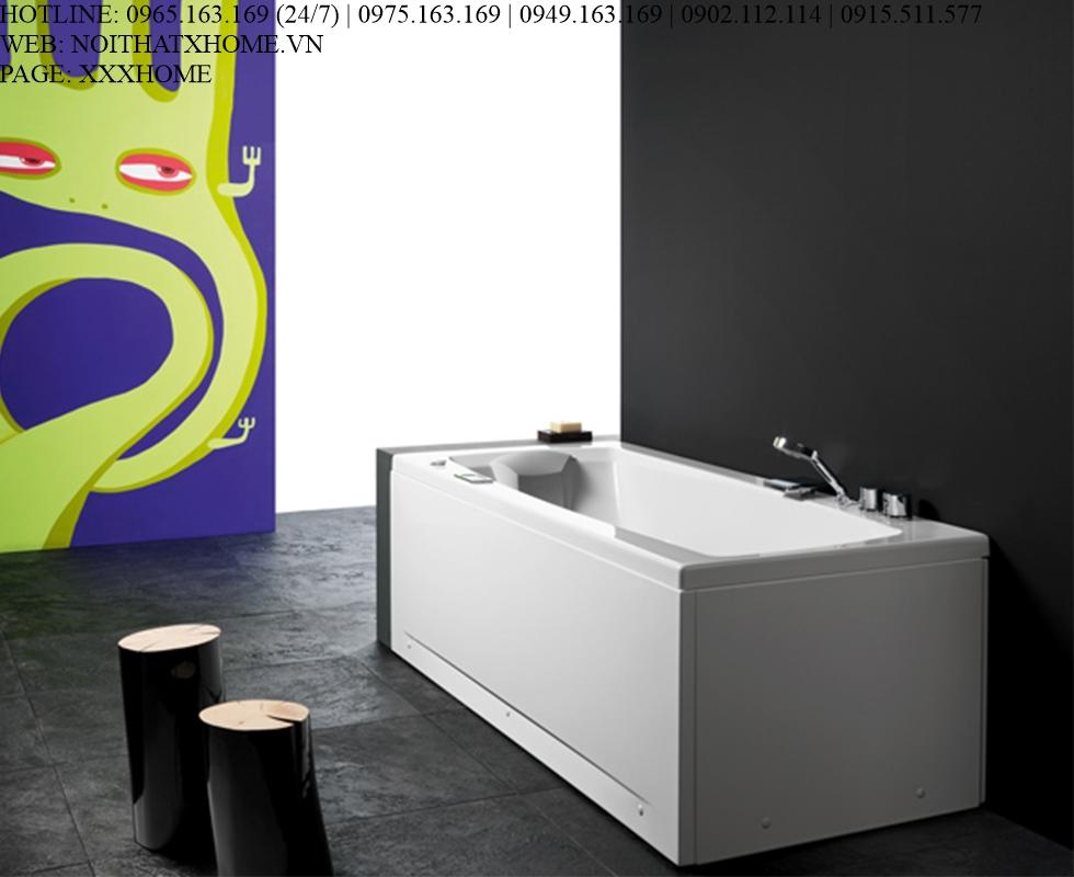 Bồn tắm massage Glass – Linea X HOME Hà Nội