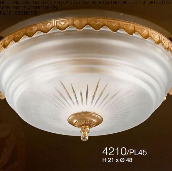 Đèn trần FBAI - 4210/PL45 X HOME Hà Nội