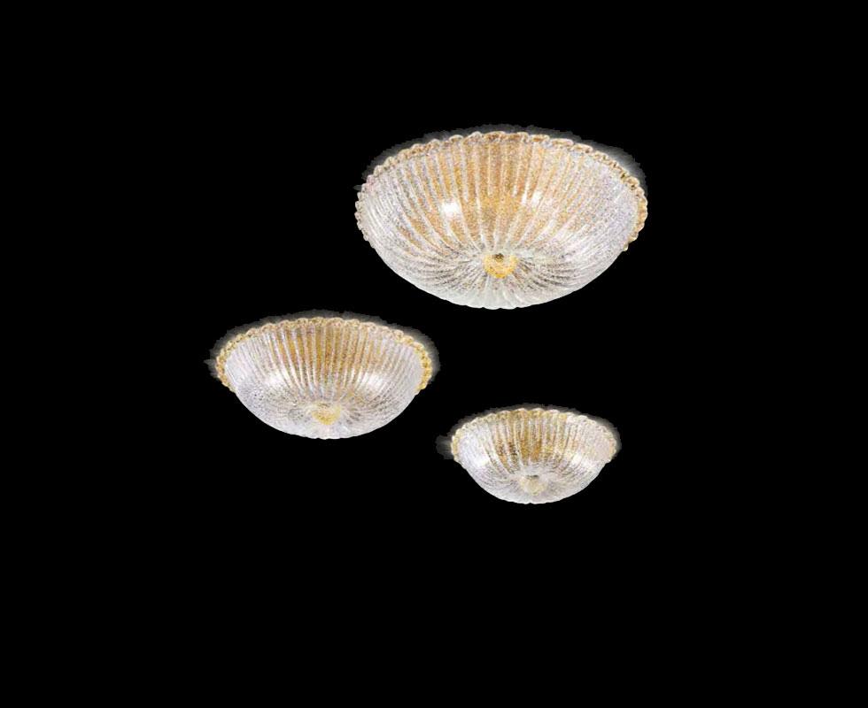 Đèn ốp trần Novaresi - 635/55/ Gold X HOME Hà Nội