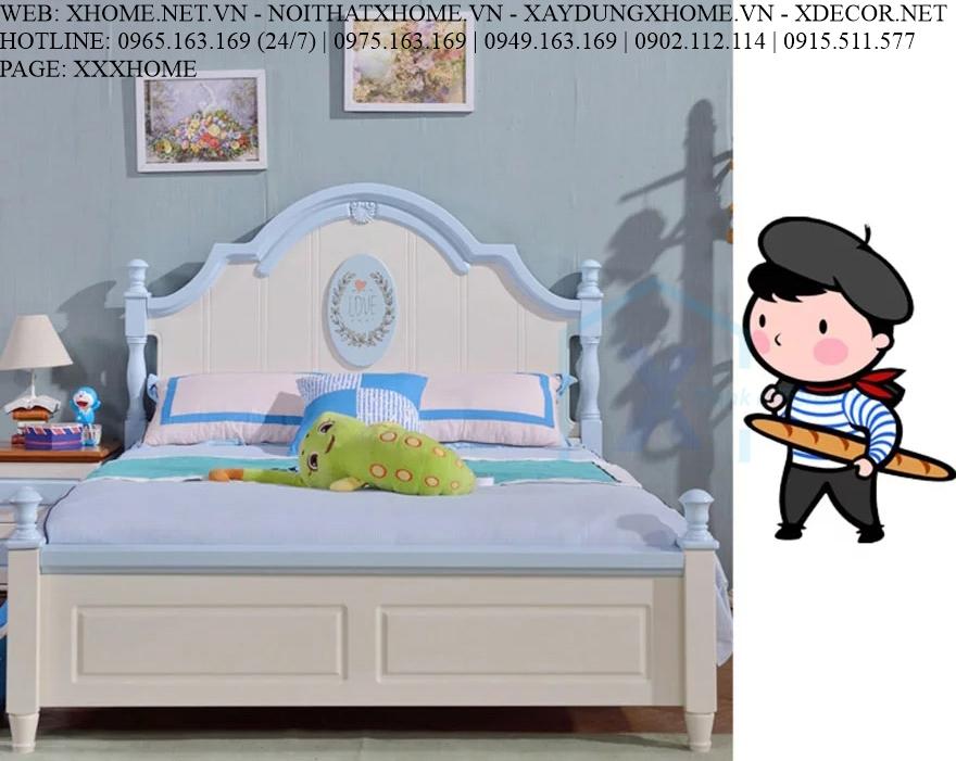 GIƯỜNG NGỦ CHO BÉ X HOME SÀI GÒN HỒ CHÍ MINH HÀ NỘI XHOME3506