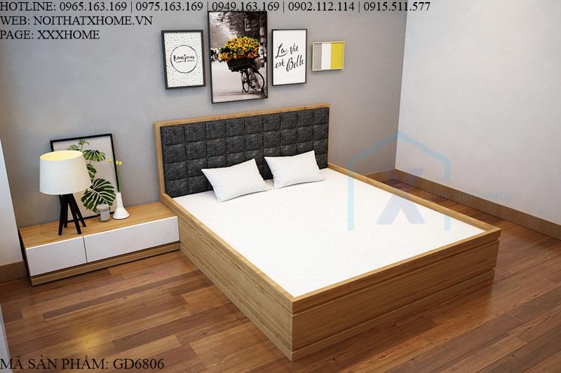 Giường ngủ thông minh X HOME