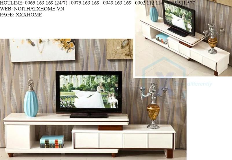 KỆ TIVI GỖ X HOME Hà Nội Sài Gòn Hồ Chí Minh XHOME5541