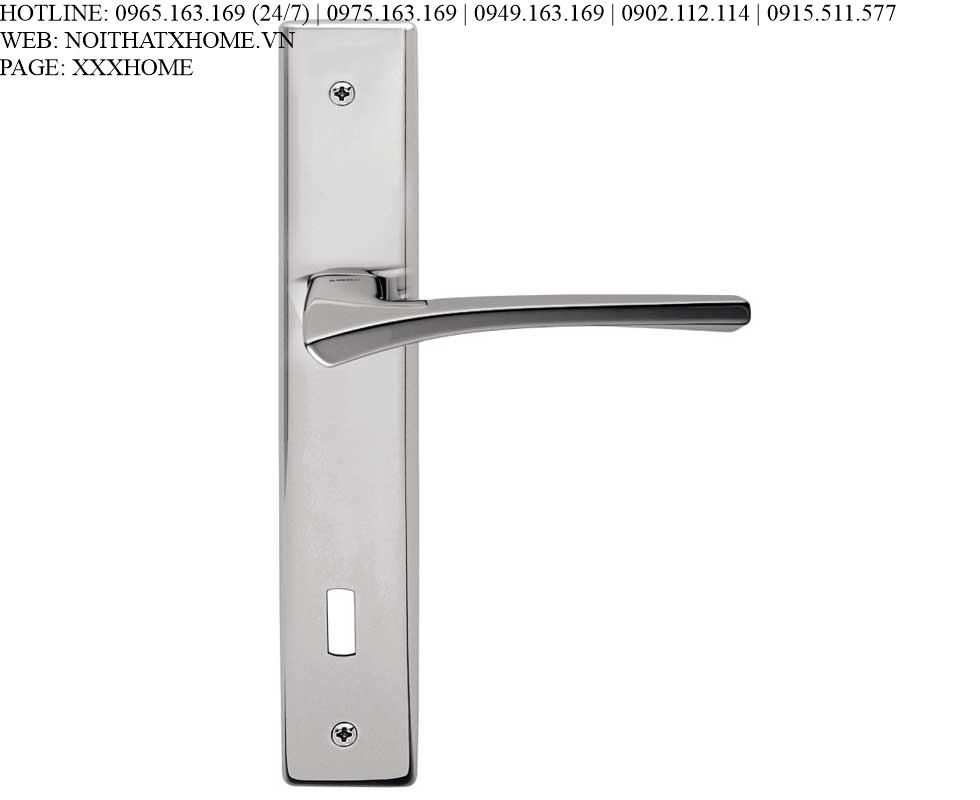 Tay khóa Mandelli - Astrid 1630/ Crome 26 X HOME Hà Nội