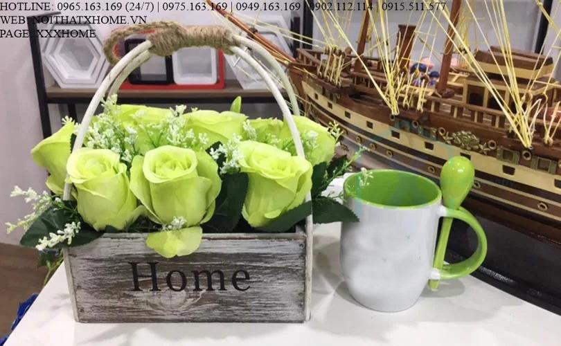 BÌNH LỌ HOA TRANG TRÍ X HOME HÀ NỘI SÀI GÒN HỒ CHÍ MINH XHOME1132