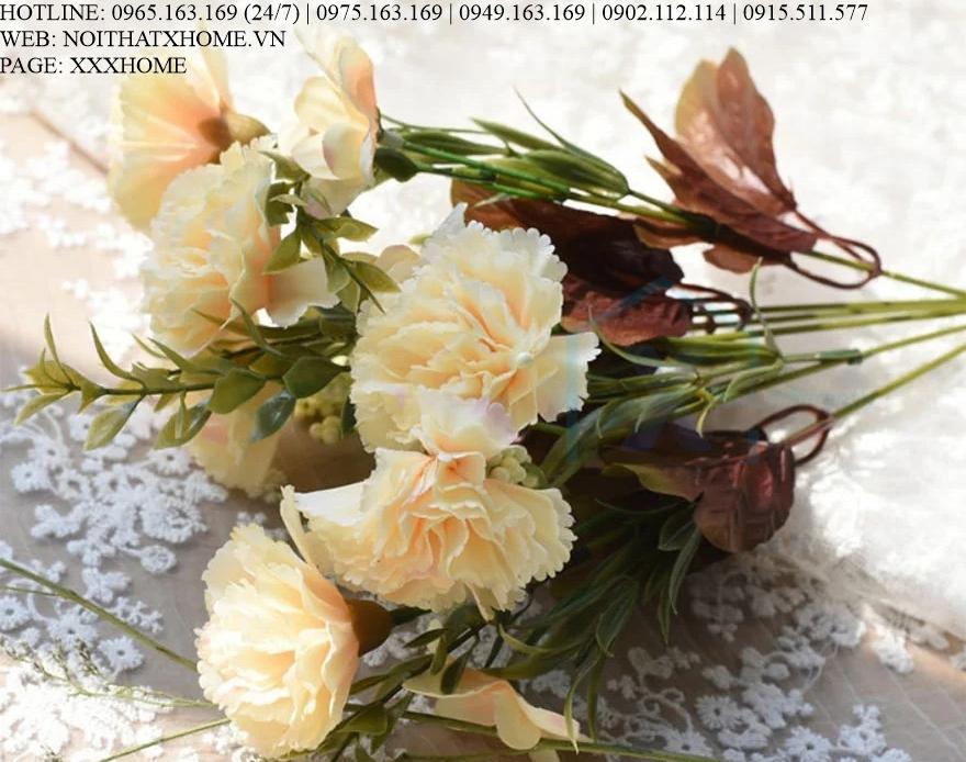 BÌNH LỌ HOA TRANG TRÍ X HOME HÀ NỘI SÀI GÒN HỒ CHÍ MINH XHOME2222