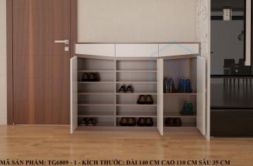 Những lý do nên sở hữu một mẫu tủ giày thông minh X HOME