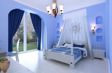 Ý tưởng màu sắc cho phòng ngủ trẻ em
