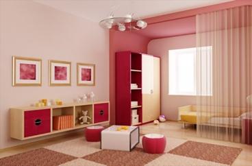 Cách phối màu sơn nhà theo tone nóng cực đẹp
