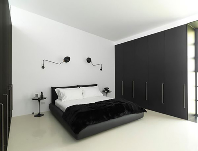 T ng c o cho t qu n o for Letto minimalista