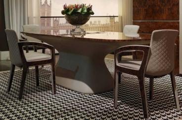 Bàn ăn Bentley Home – Alston X HOME Hà Nội