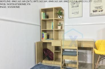 MẪU BÀN GHẾ HỌC SINH X HOME HOT NHẤT 2019 BH6807