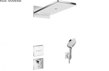 Bộ sen âm tường Hansgrohe - Shower Select X HOME Hà Nội