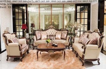 Bộ sofa Arture - 12-58 X HOME Hà Nội