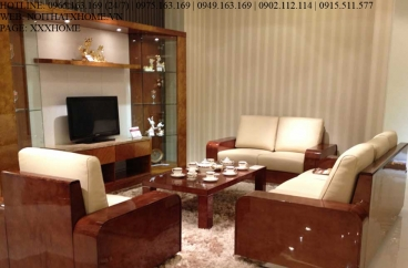 Bộ sofa Arture - 868A/833/0220 X HOME Hà Nội