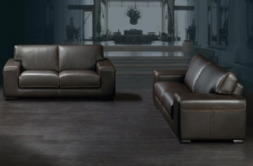 Bộ sofa Cattaneo - Skyline Country Marron X HOME Hà Nội