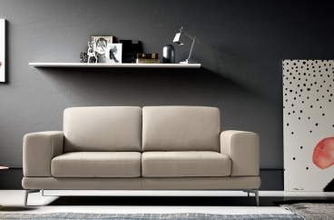 Bộ sofa Francoferri - Peter 100/ Pelle Regular Soft 20011 X HOME Hà Nội