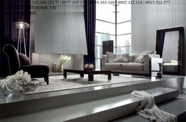 Bộ sofa Giorgio - Absolute Art.400/2 X HOME Hà Nội