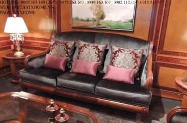 Bộ sofa Vicente - Praga Palage/FLB03+FLB04 X HOME Hà Nội