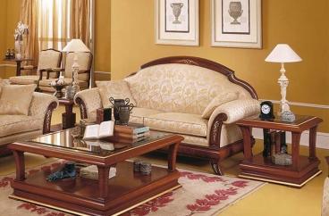 Bộ sofa Vicente - Verona Walnut Gold/FLB01+FLB02 X HOME Hà Nội
