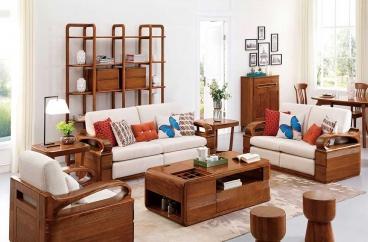 Bộ sofa Yumujiang - KD-Y-H6004 X HOME Hà Nội