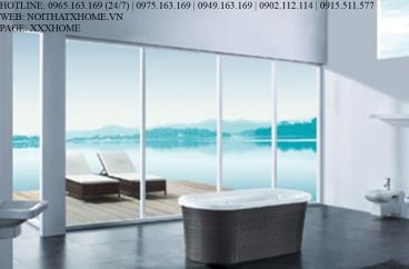 Bồn tắm CRW - DB/DF1601 X HOME Hà Nội