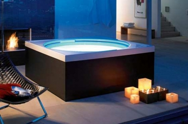 Bồn tắm massage Duravit - Blue Moon X HOME Hà Nội