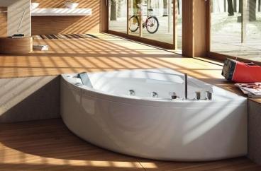 Bồn tắm massage Glass – Pop A X HOME Hà Nội