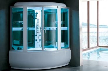 Bồn tắm xông hơi CRW - AE 020 X HOME Hà Nội