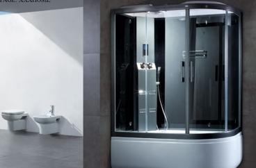 Bồn tắm xông hơi CRW - AE035R X HOME Hà Nội