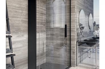 Cabin tắm massage Glass - Skin Round X HOME Hà Nội