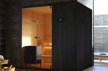 Cabin xông hơi khô Glass – Loyly X HOME Hà Nội