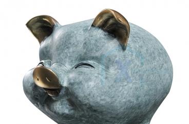 Decor bằng đồng X HOME Hà Nội Hồ Chí Minh Lợn phú quí