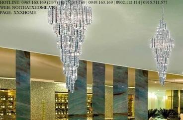 Đèn chùm Novaresi - 007/55TRC/ Crome X HOME Hà Nội
