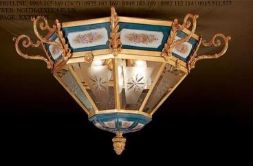 Đèn trần FBAI - 3120/PL60 X HOME Hà Nội