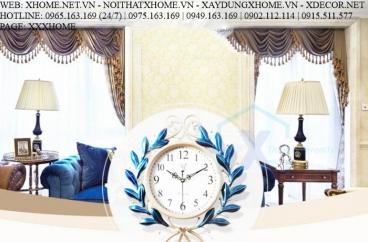 ĐỒNG HỒ TREO TƯỜNG X HOME SÀI GÒN HỒ CHÍ MINH HÀ NỘI XHOME3619