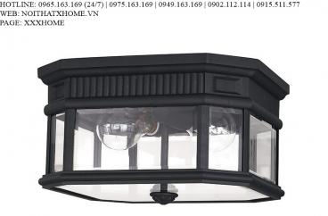 Đèn ốp trần Elstead Lighting FE/COTSLN/F BK X HOME Hà Nội