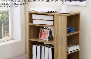 GIÁ SÁCH TỦ SÁCH GỖ X HOME Hà Nội Sài Gòn Hồ Chí Minh XHOME4423
