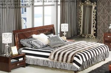 Giường ngủ Arture - 833B X HOME Hà Nội
