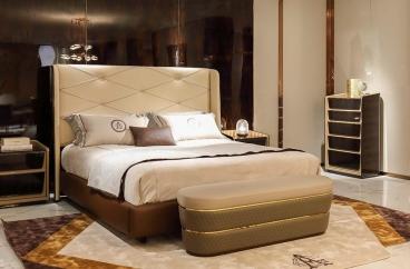 Giường ngủ Arture - 893B X HOME Hà Nội