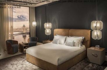Giường ngủ Bentley Home – Berwick X HOME Hà Nội
