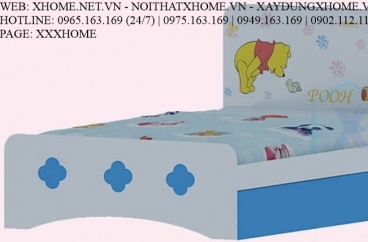 GIƯỜNG NGỦ CHO BÉ X HOME SÀI GÒN HỒ CHÍ MINH HÀ NỘI XHOME3535