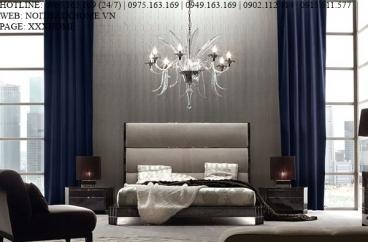 Giường ngủ Giorgio - Absolute ART.434/DA 5 IVORY X HOME Hà Nội