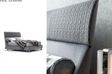 Giường ngủ Giorgio - Charisma Art.2834/Da 1112 X HOME Hà Nội