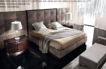 Giường ngủ Giorgio - Coliseum Art.1834 X HOME Hà Nội