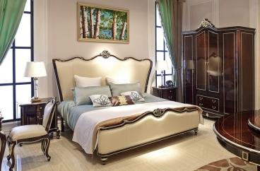 Giường ngủ Royal CM 619F X HOME Hà Nội