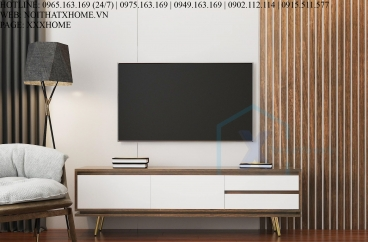KỆ TIVI GỖ CÔNG NGHIỆP X HOME HÀ NỘI TG6809 1